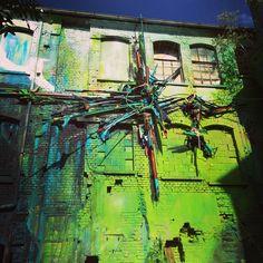 #ibug2014 #streetart #graffiti #urbanart #festival
