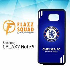 Chelsea Fc W4266 Samsung Galaxy Note 5 Case