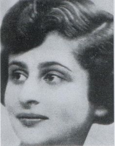 Sonia Olschanesky (1923-1944). Born Chemnitz, Germany. French Resistance worker recruited to SOE in France.  Administrator and Courier, Juggler/Robin Circuit (a sub-Circuit of Physician/Prosper Circuit). Arrested in January 1944 and interrogated by the Gestapo in Paris, then sent to Fresnes Prison. Later transferred to Karlsruhe. On 6th July 1944 she was taken to Natzweiler-Struthof concentration camp and executed. She was 20.