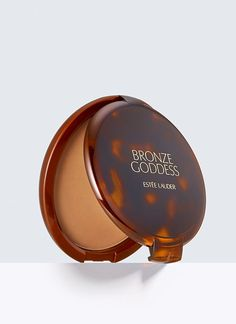 Bronze Goddess, Powder Bronzer - It's endless summer with this super-luxurious powder bronzer. Smooth, oil-free powder creates a seductive bronze look. Unique oil-control complex keeps skin shine-free and comfortable.