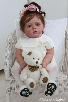 Elvira&Vladimir~Wilma by Karola Wegerich~Evlalia~beautiful baby toddler~limit
