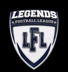 2003, Legends Football League, United States #LFL (L6814)