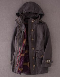 Authentic Autumn Parka