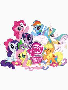 Resultado de imagen para logo my little pony