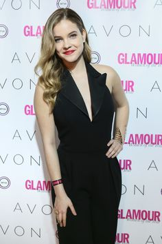 Women of the Year 2014 - GLAMOUR Online #barbarapalvin