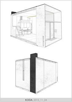 25 Quadratmeter Freiheit - Minifertighaus in Tallinn