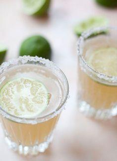 Make a Kombucha Margarita with this cocktail recipe.