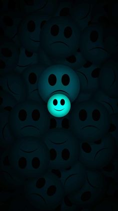 Smile From Sadness - IPhone Wallpapers