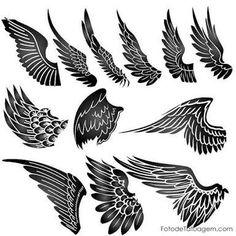 Modelo 13 tattoo de asas