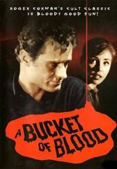 Bucket of Blood, A  - FULL MOVIE - Watch Free Full Movies Online: click and SUBSCRIBE Anton Pictures  FULL MOVIE LIST: www.YouTube.com/AntonPictures - George Anton -   Bohemian artist in San Francisco must kill in order to remain creative.
