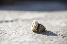 Brass Jewelry, Jewellery, Lomography, Adjustable Ring, Vienna, Austria, Lens, Rings For Men, Girls