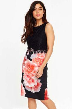 07def657872 12 best Wallis Escapes images | Curve prom dresses, Dots, Dress ideas
