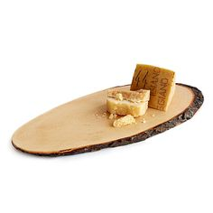 Look what I found at UncommonGoods: bark cheese board... for $32.99 #uncommongoods