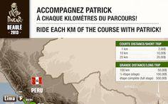 Patrick Beaulé en route vers le Dakar - Galerie de photos - Moto Journal
