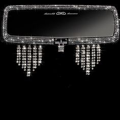 Bling Car Rear View Mirror Crystal Tassels Pendants - Carsoda - 1 - Tap The Link Now To Find Gadgets for your Awesome Ride Gadgets, Bling Car Accessories, Vehicle Accessories, Girly Car, Car Buying Tips, Car Essentials, Car Rear View Mirror, Cute Cars, Future Car