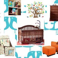 Nursery room inspiration