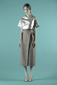 Sfilata Vika Gazinskaya Paris - Collezioni Primavera Estate 2014 - Vogue