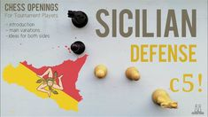Sicilian Defense (introduction, ideas & variations) ⎸Chess Openings How To Play Chess, Sicilian, Stuff To Do, Learning, Fun, Weapon, Plays, Theory, Youtube