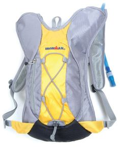 Ironman Race 56.2 2.0L Pack (Yellow)