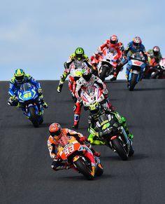 MotoGP Philipp Island Australia 2016