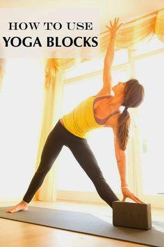 40 best how to use yoga blocks  straps images  yoga