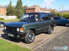 Classic Range Rover Vogue V8- Gassing Station - PistonHeads