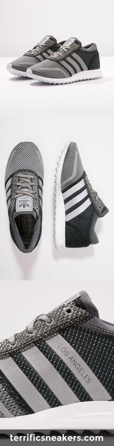 adidas Originals LOS ANGELES Sneaker solid grey/metallic silver/white, beautiful...