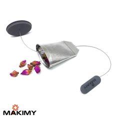 Amazon.com: Makimy Stylish Tea Infuser: Kitchen & Dining