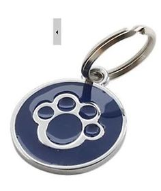 DOG-or-CAT-TAG-ID-Pet-Identification-BLUE-Very-cute-With-Free-Gift-Bag