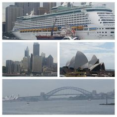 Yesterday we went into town in Sydney and went to Circular Quay it was so cool got to see a giant cruise ship in port and have a look at the Sydney Opera house looked at all the amazing restaurants Sydney Harbour Bridge we then caught the ferry to Manly for a lovely spot of liss along the beach before a late lunch. #sydney #circularquay #royalcaribbean #sydneyharbourbridge #sydneyharbour #circularquay #sydneyoperahouse #sightseeing #nsw #summer #travel #tourist #manly #manlybeach #liss…