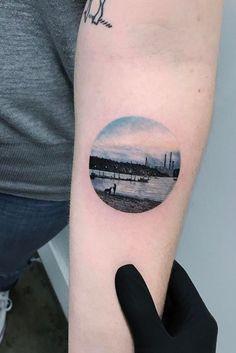 100 Awesome Tattoos by Amazing Artist Eva Krbdk - TheTatt Arm Tattoos, Cool Tattoos, Tatoos, Awesome Tattoos, World Travel Tattoos, Armband Tattoo, Professional Tattoo, Tattoo Designs, Tattoo Ideas