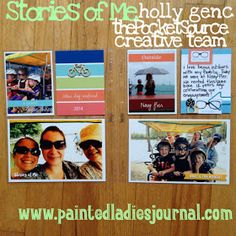 Painted Ladies Journal: Stories of Me: Labor Day Weekend 2014