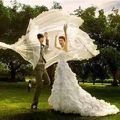 Unique Ivory White Rosette Princess Wedding Dresses Bridal Gowns 2013  SKU-118109