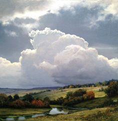 Благодаря современным художником канадского Renato Muccillo Fine Arts Studio Холст, масло; 48 x 36 в.