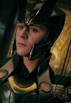 """What happened between Thor and the Avengers? He aged like ten years....."" Whoa! Baby!Loki!"