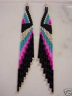 Beautiful Native American Beaded Turquoise by BeadedCreationsetc, $25.00