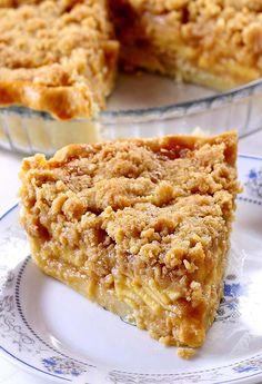 Sarah Kozowski, Author at Sugar Apron Pie Crust Recipes, Apple Pie Recipes, Apple Pies, All Butter Pie Crust, Stick Of Butter, Fall Desserts, Dessert Recipes, Premade Pie Crust, How To Melt Caramel