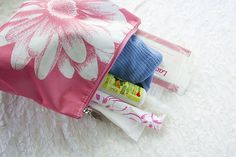 How to make a period kit for girls