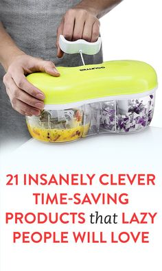 21 Insanely Clever Time-Saving Products That Lazy People Will Love