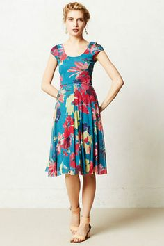 NEW-XS-SP-S-M-LP-Anthropologie-Quinby-Dress-By-Weston-Wear-Great-summerdress-USA