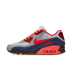 Nike Sneakers, Air Max Sneakers, Air Max 1, Nike Air Max, Air Max 90 Leather, Nike Co, Sweat It Out, Nike Shoes Cheap, Custom Shoes