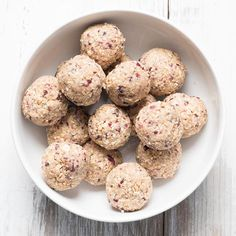 Cranberry White Chocolate No Bake Cookies | My Wife Can Cook