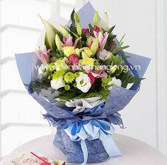 Sell flowers for Mother's day (May 10th) in Saigon - Hochiminh city, Vietnam