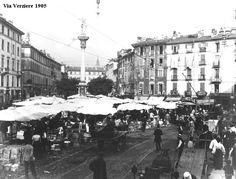 I negozi della Milano sparita: ricordando il passato