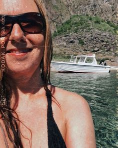 """SIV.HEIDI på Instagram: """"😁Yeyy me! Temperature⬇️  Joy in my heart when i got my first swim in the ocean this year! 😁😁🧡  Sunny with deceptively warm air…"""" I Got This, Oakley Sunglasses, Sunnies, Swimming, Ocean, Joy, Warm, Instagram Posts, Fashion"""