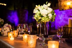 Outdoor Weddings, Purple Floral, Lora Rodgers Photography, White Floral, Bella Collina, Floral by Lee James Floral Designs