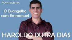 As Leis Morais - Livro dos Espíritos - Haroldo Dutra Dias. O Evangelho com Emmanuel. Excelente!!!