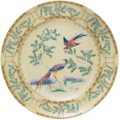 Mottahedeh Ching Garden Dinnerware | Gracious Style