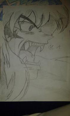 Inuyasha ** kis korom egyik megnyerö karaktere :)  Inuyasha fekszik ! :D