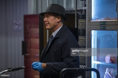 THE BLACKLIST -- 'The Director, Part 1' Episode 309 -- Pictured: James Spader as Red Reddington